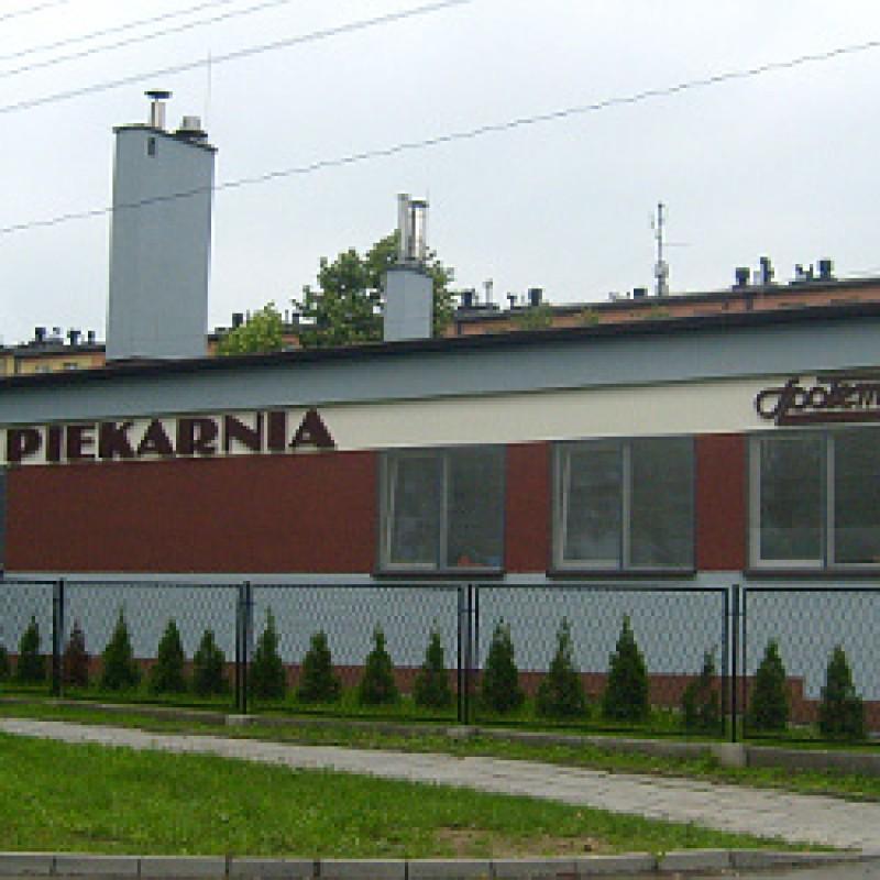Piekarnia nr 1 Brzeszcze ul.Dworcowa 1
