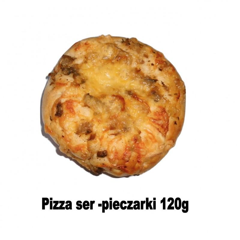 pizza ser pieczarki 120g