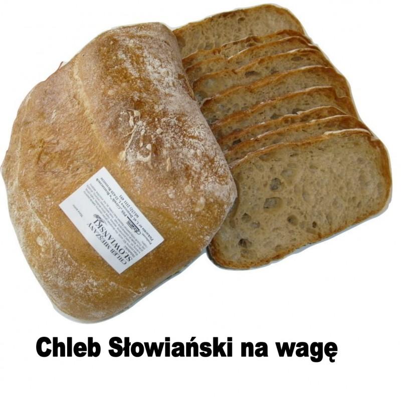 chleb słowiański na wagę